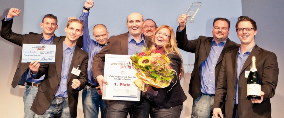 Awardverleihungen bei Vogel Business Media