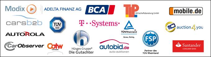 Ehemalige Aussteller- und Sponsoren, Deutscher Remarketing Kongress