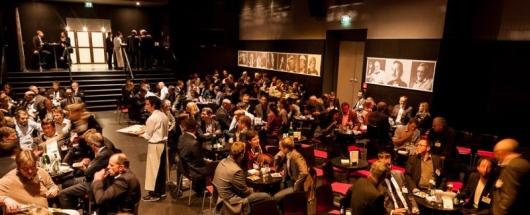 Die Abendveranstaltung des B2B Marketing Kongress mit der Verleihung des marconomy Award