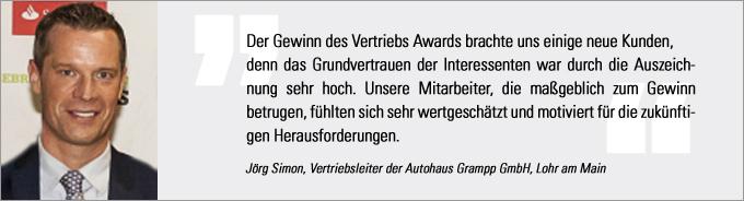 Jörg Simon, Autohaus Grampp GmbH, kfz-betrieb, Gebrauchtwagen Praxis