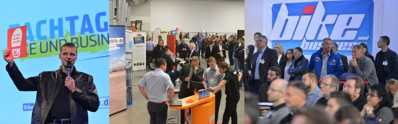 Fachtagung bike und business, Impressionen, Kongress