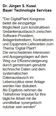 Teilnehmerstimmen des Digital Plan Kongress