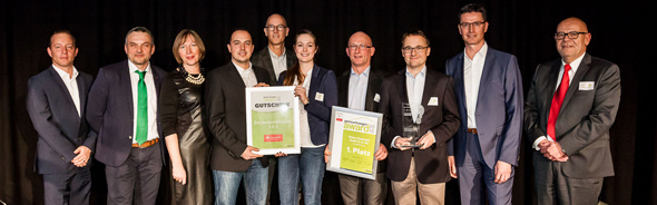 Gewinner, Gebrauchtwagen Award 2016, Autohaus Kunzmann