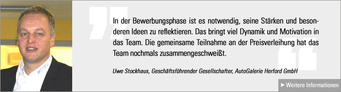 Statement Uwe Stockhausen
