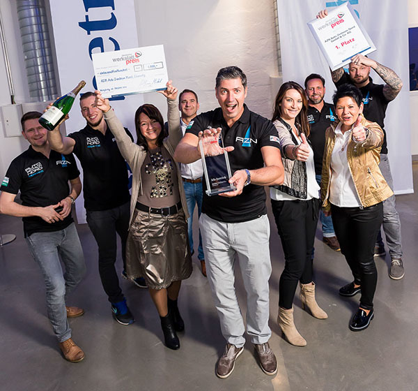 Gewinner 2016, Deutscher Werkstattpreis