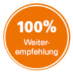 100 % Weiterempfehlungsrate, Der mobile.de Weckruf