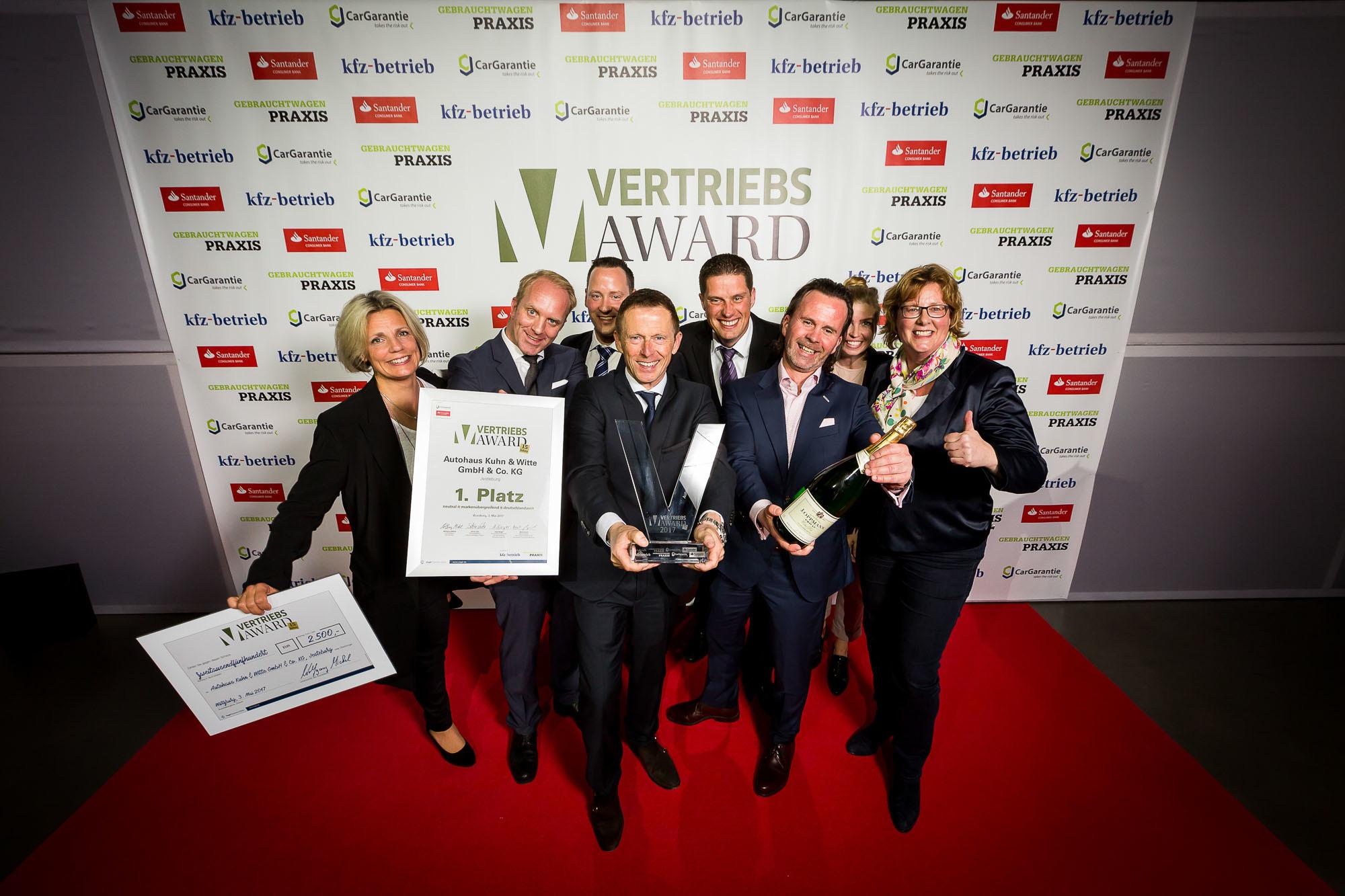 Vertriebs Award 2017