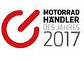 Motorradhändler des Jahres 2017