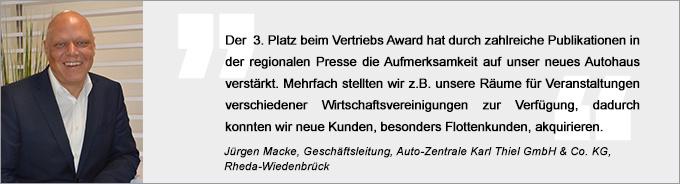 Statement Jürgen Macke
