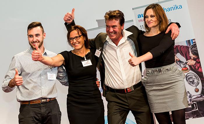 Gewinner 2017 Deutscher Werkstattpreis