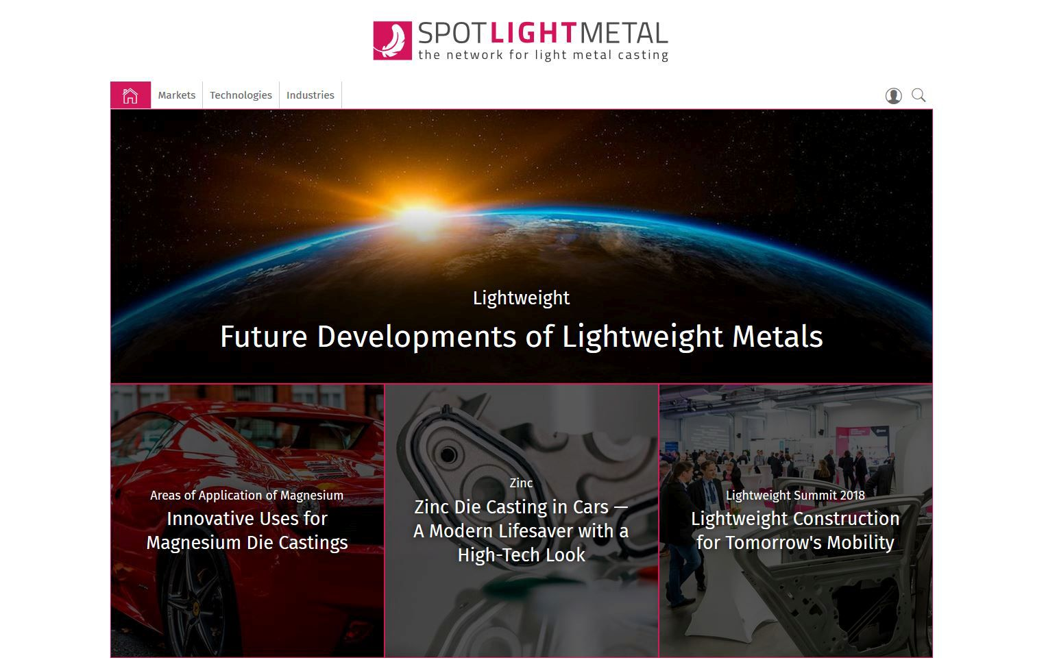 Spotlightmetal Screenshot
