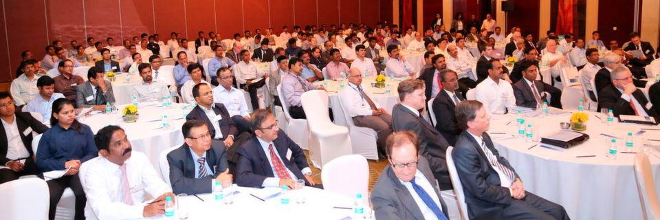 Über 450 indische Kunden folgten der Einladung des VDW zu den Werkzeugmaschinen-Symposien in Pune und Chennai.