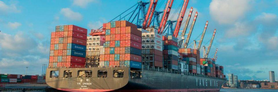 Auf dem Seeweg wird vergleichsweise wenig verschifft, findet sich doch nur ein nichteuropäisches Land unter den zehn wichtigsten Nationen, in die ITK exportiert wird.