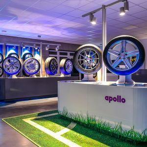 Apollo Vredestein: Erster Flagship-Store
