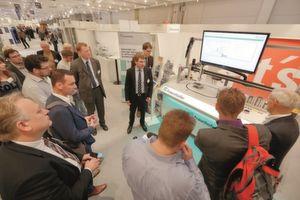 Auf der kommenden FMB vom 9. bis 11. November kann sich der Besucher über die Entwicklungen des Maschinenbaus informieren. Vorab ist die FMB auch auf der Hannover Messe 2016 vertreten.