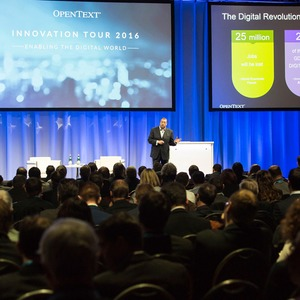 OpenText Innovation Tour