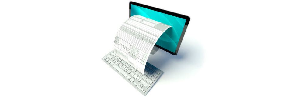 Viele Unternehme scheuen sich noch vor der elektronischen Rechnung.