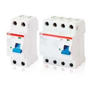 Die neuen allstromsensitiven Fehlerstrom-Schutzschalter F200-B gewährleisten maximale Betriebssicherheit.