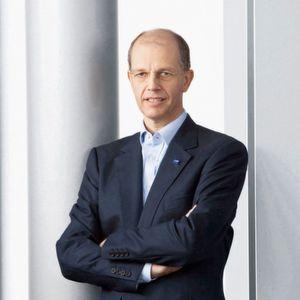 Soll die Nachfolge von Marijn Dekkers antreten: Kurt Bock, Vorsitzender des Vorstands der BASF.
