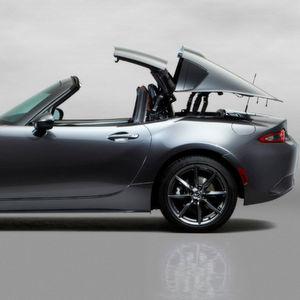 Mazda MX-5 RF: Heißes Blechdach