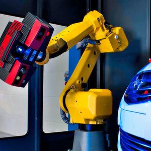 Scanbox-Systeme der Atos-Serie wurden für die fertigungsnahe berührungslose optische 3D-Inspektion und Qualitätssicherung entwickelt.