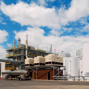 Die Biodieselraffinerie in Madison verfügt über ein jährliches Produktionsvolumen von 76 Millionen Litern Biokraftstoff im Jahr und ist bereits die elfte Raffinerie der Renewable Energy Group in den USA.
