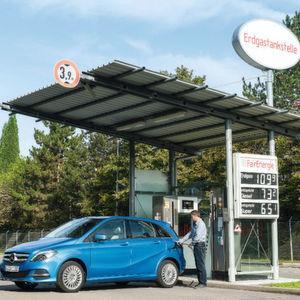 Alternative Antriebe: E wie Erdgas
