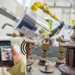 Besonders praktisch ist die Steuerung der Kamera per App direkt über Smartphone oder Tablet.