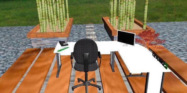 Durch das neue System haben Nutzer den Eindruck, sich in einer virtuellen Umgebung zu befinden.