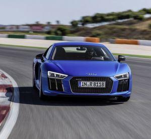 Der neue Audi R8 setzt Maßstäbe: 610 PS Leistung, 330 km/h Höchstgeschwindigkeit und eine Beschleunigung von 0 auf 100 km/h in 3,2 Sekunden bietet die Top-Variante – der Audi R8 V10 plus. Ermöglicht wird diese Performance unter anderem durch Leichtbau-Experten, die sich auf der Hannover-Messe 2016 am Stand E30 in Halle 6 im Rahmen des Leichtbau-BW-Gemeinschaftsstandes präsentieren.