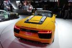 Audi R8 V10 Spyder.