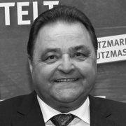 Klaus-Dieter Schaal ist tot
