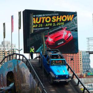 New York Auto Show: Zeichen der Zeit verkannt