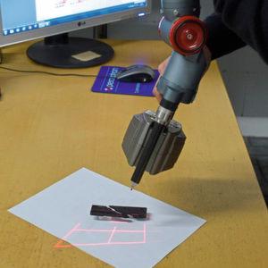 Teilereproduktion: Scannen und ausdrucken