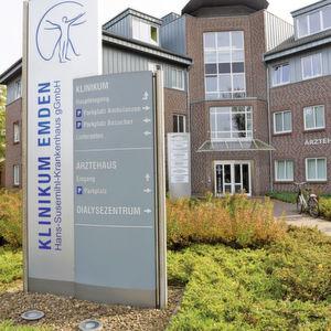 Klinikum Emden automatisiert Prozesse
