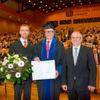 Rittal-Vorsitzender Friedhelm Loh erhält Ehrendoktorwürde