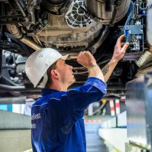 Mercedes kürt die besten Servicebetriebe