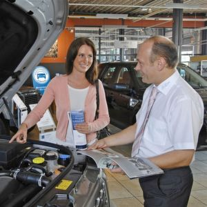 Trend-Tacho: VW-Umweltimage stark gesunken