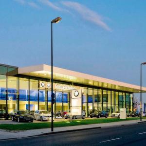 Die großen Autohändler: Krah & Enders