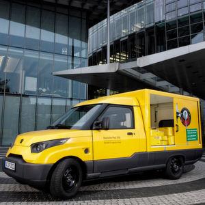 Deutsche Post verkauft Street-Scooter