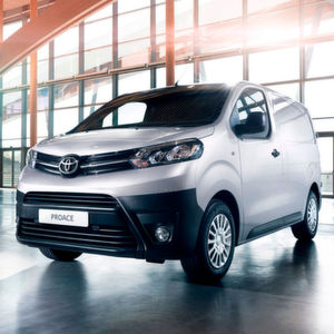 Toyota Proace: Variantenreiche Neuauflage