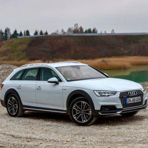 Gefahren: Audi A4 Allroad Quattro