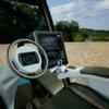 Schwere Land- und Baumaschinen leicht mit Touch bedienen