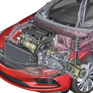Leichtbau mit Stahl im neuen Opel Astra