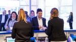 Am Counter des VCC wurden die Teilnehmer herzlich begrüßt und erhielten erste Informationen zur Veranstaltung.