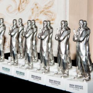 BMW und Mini vergeben Service-Awards