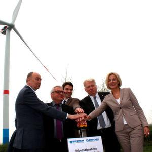 FWT errichtet erste FWT 3000 im Ruhrgebiet