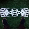 Struktureffizientes Skateboard aus dem 3D-Drucker