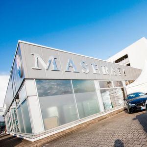 Maserati: Neue Standorte in Mannheim und Essen