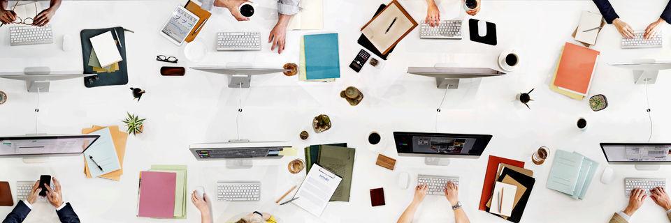 Der digitale Arbeitsplatz der Zukunft ist virtuell